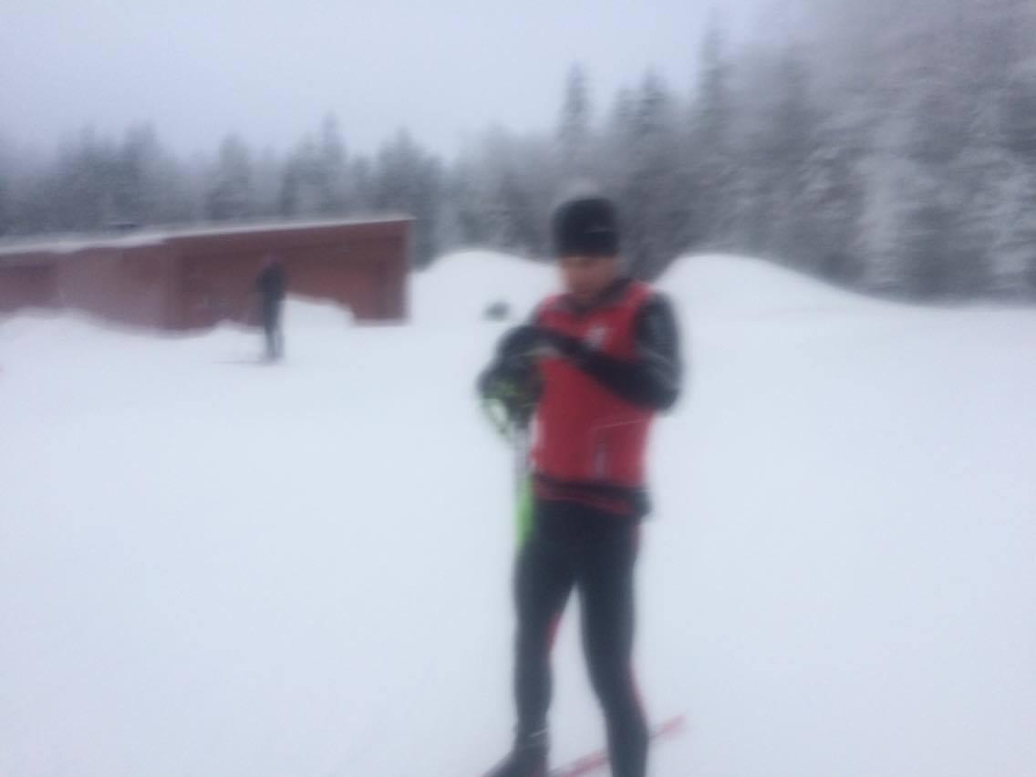 Dagens sällskap i Ulricehamn, beklagar att bilden blev suddig men hade ingen annan. Är ju ingen mästerlig fotograf.