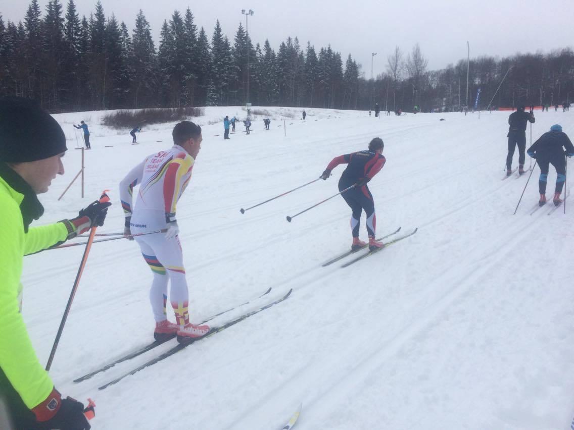 Bergengren och Åleheim ut på sista varvet
