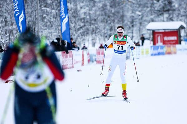 Målgång. Foto: Lisa Johansson/ÖP.