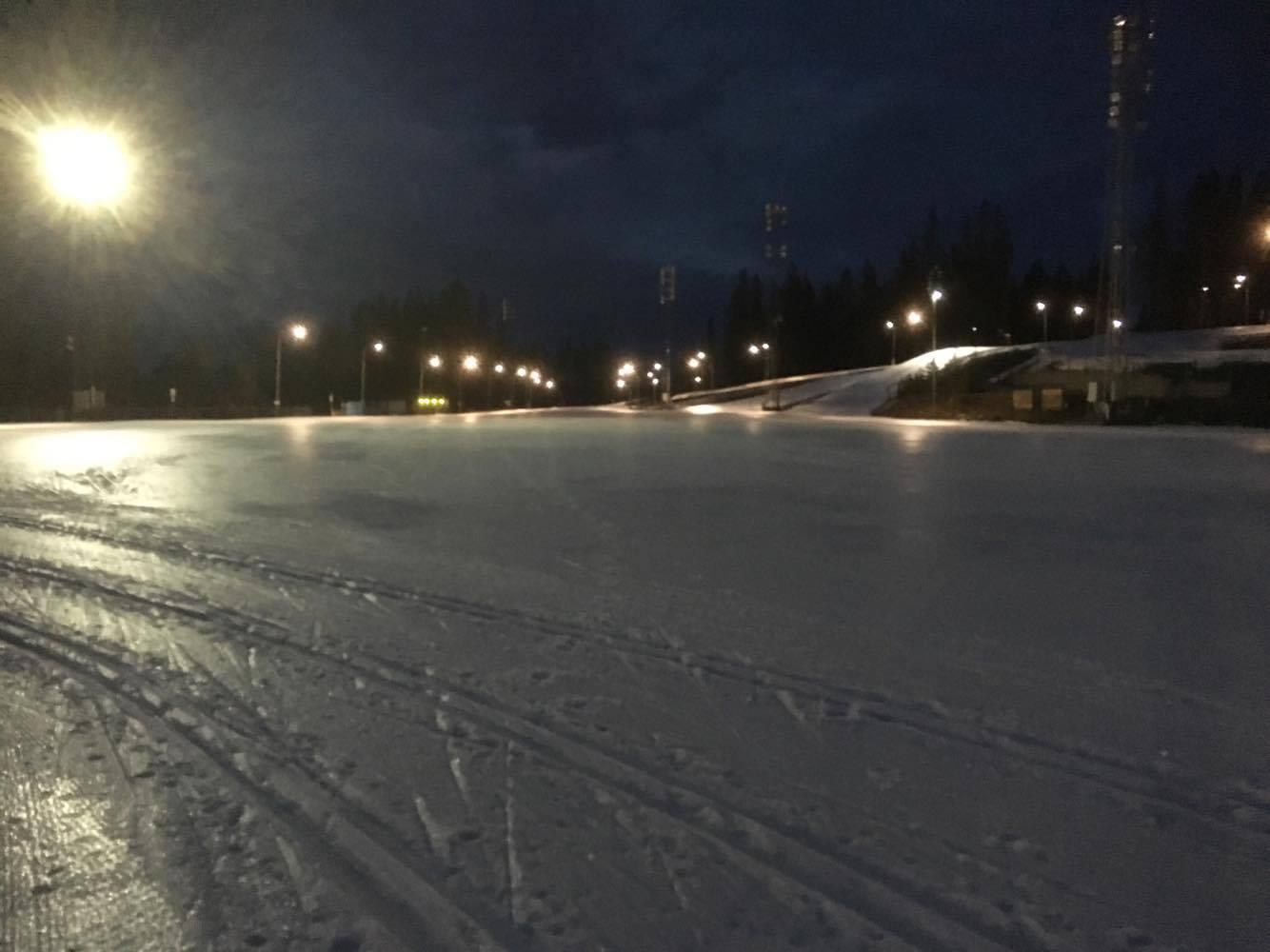 Östersunds skid/bandystation?