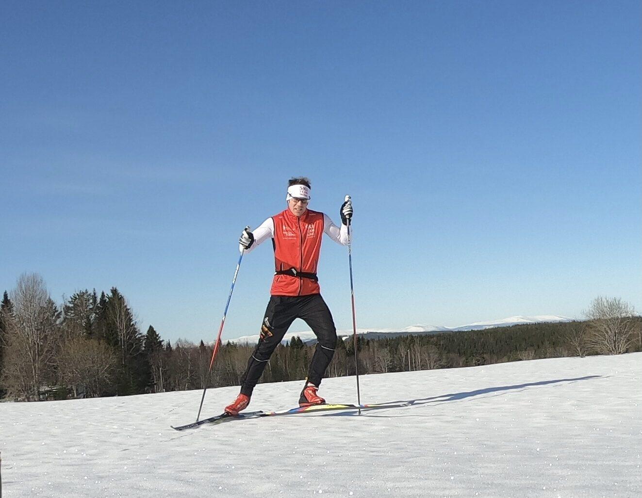 Johannes Andersson Skånsk Skidåkare